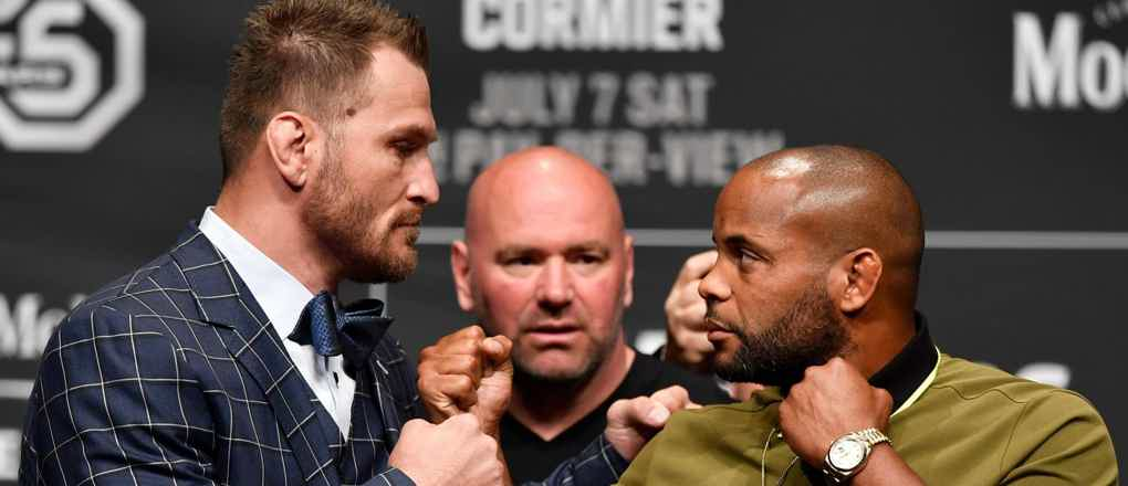 UFC 241: Heavyweight Showdown On Tap